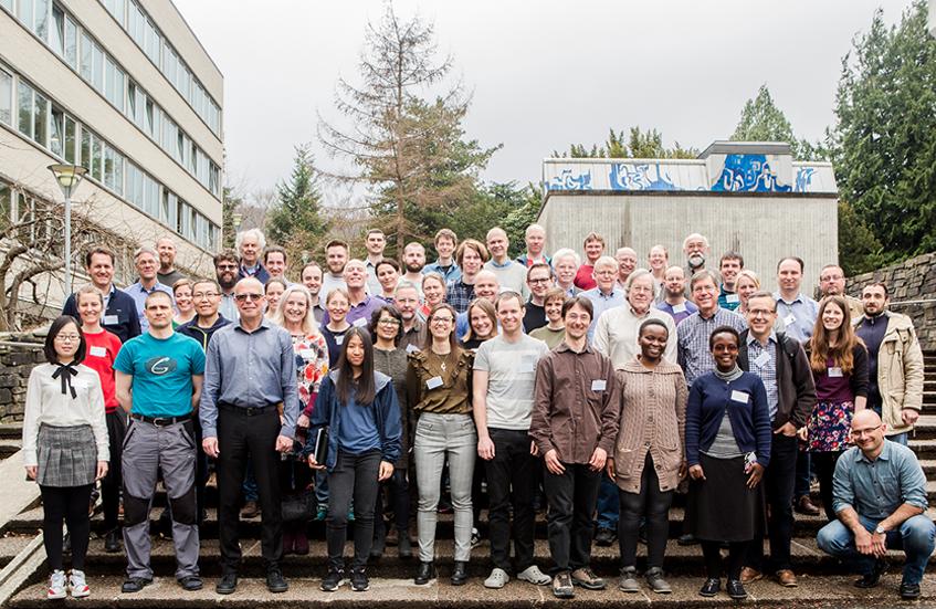 Birkeland Centre for Space Science, Spring 2018 Workshop