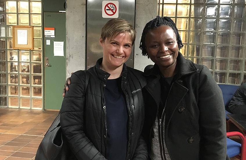 Annet Eva Zawedde successfully defends her Phd